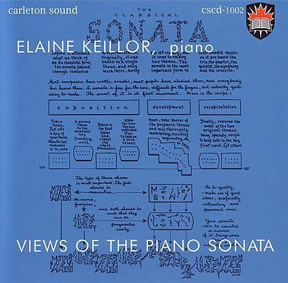 Views of the Piano Sonata