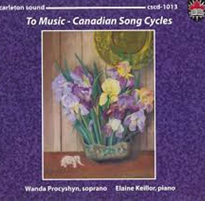 Canadian Song Cycles